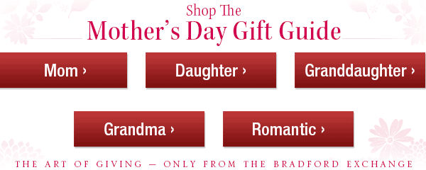 Shop the Mother's Day Gift Guide