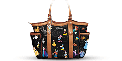Disney 'Carry The Magic' Designer-Style Tote Bag