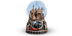 Journey To HOGWARTS Glitter Globe