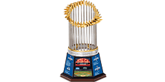 2016 World Series Cubs Commemorative Trophy