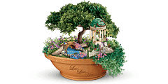 Thomas Kinkade 'Love Lives Here' Illuminated Centerpiece